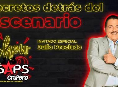 Banda El Recodo, El Show De La R, Julio Preciado