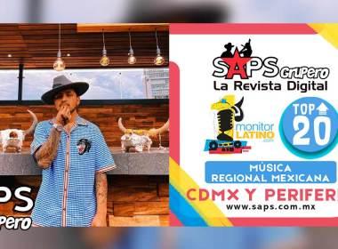 TOP 20 CDMX Y PERIFERIA monitorLATINO Grupo