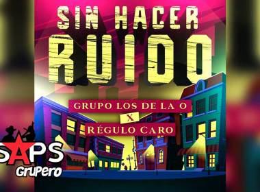 Letra Sin Hacer Ruido – Grupo Los De La O ft Regulo Caro