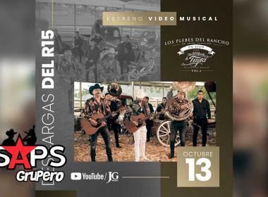 """Los Plebes del Rancho de Ariel Camacho estrenan video """"Descargas De R"""""""