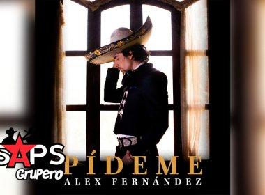 Letra Pídeme – Alex Fernández