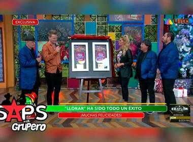 Los Socios Del Ritmo, Disco de Platino Más Oro