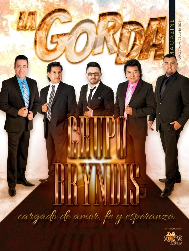Grupo Bryndis de Mauro Posada, La Gorda Magazine Junio 2021