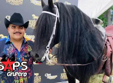 ARRIBA LOS CABALLOS TOUR 2021, Chuy Lizárraga