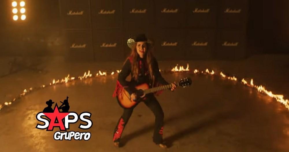 Laura Denisse y Los Brillantes, Ring Of Fire