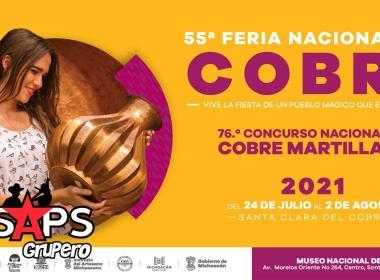 Feria Nacional del Cobre y Martillado 2021 – Cartelera Oficial