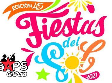 Fiestas del Sol Mexicali 2021 – Cartelera Oficial