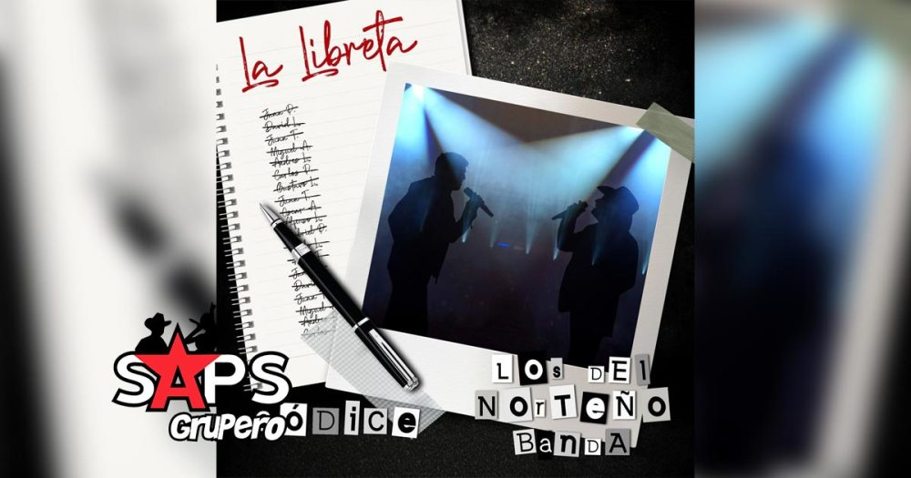 Letra La Libreta – Códice Ft Julión Álvarez & Su Norteño Banda