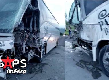 Pancho Barraza, accidente