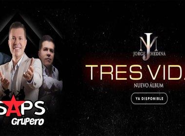 """""""TRES VIDAS"""", el nuevo álbum de Jorge Medina"""