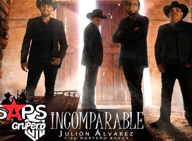 """Julión Álvarez es """"Incomparable"""" junto a Su Norteño Banda"""