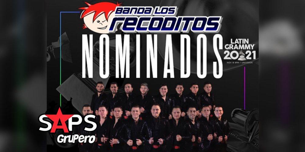 Banda Los Recoditos han sido nominados nuevamente al Latin Grammy 2021
