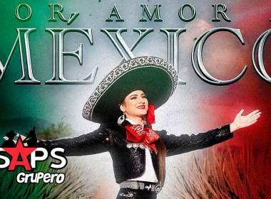 """Karen Báez canta con Mariachi """"POR AMOR A MÉXICO"""""""
