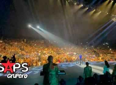 Pancho Barraza revienta Las Vegas, Nevada al lograr Sold Out