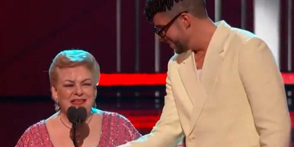 Billboard Latin Music Awards 2021, Paquita La Del Barrio, Bad Bunny