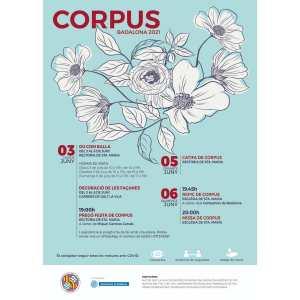 Corpus Badalona 2021