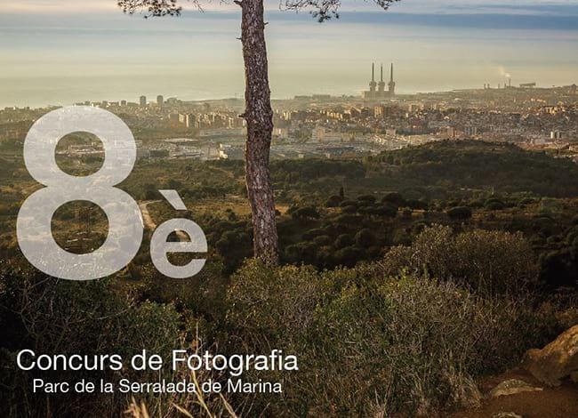 exposició 8è Concurs de Fotografia Parc de la Serralada de Marina