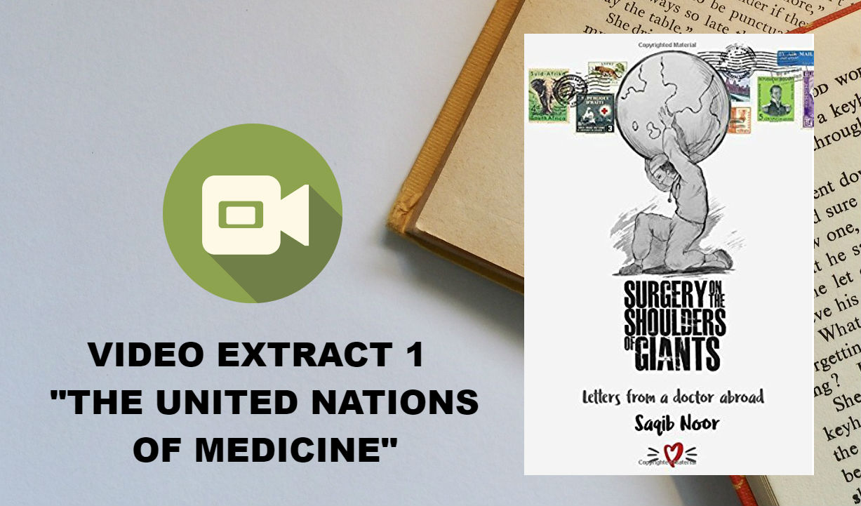 "Video Extract 1: ""The United Nations of Medicine"""