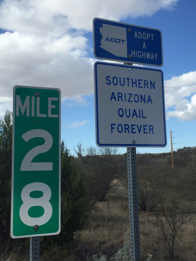 S.A.Q.F. HWY 82 Sign