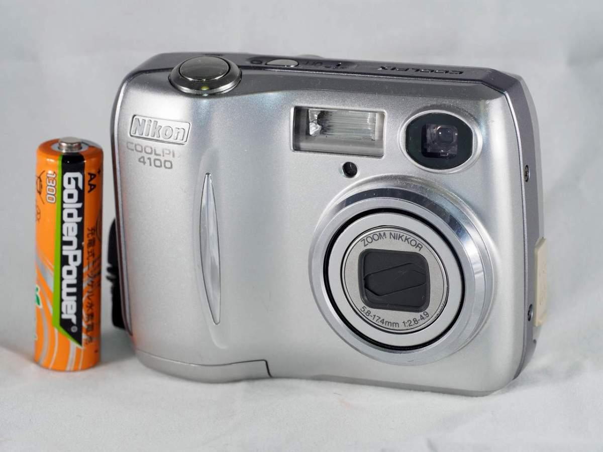 {メ}Nikon/COOLPIX 4100