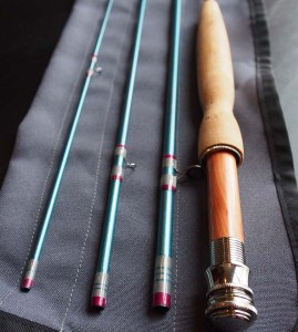SaraBella Signature Fly Rods