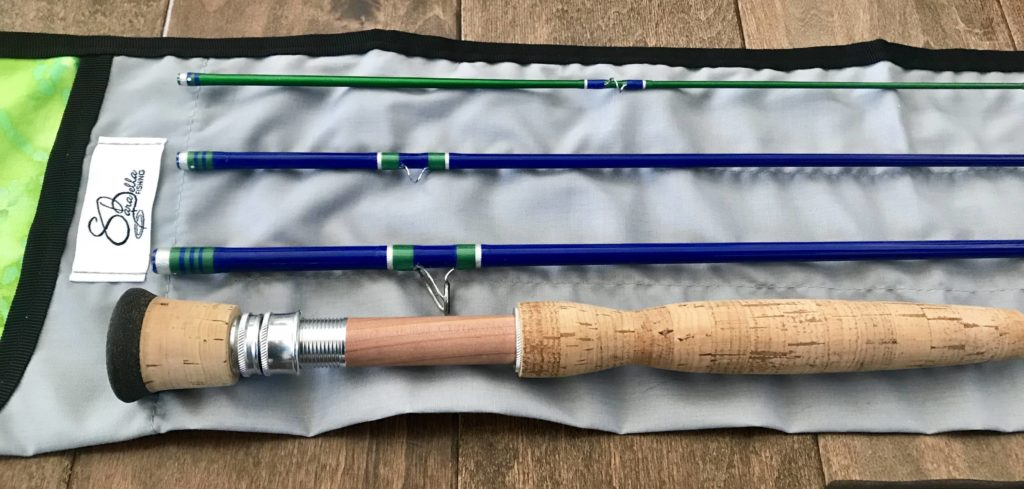 SaraBella Fishing + Abel Reels support Colorado Trout
