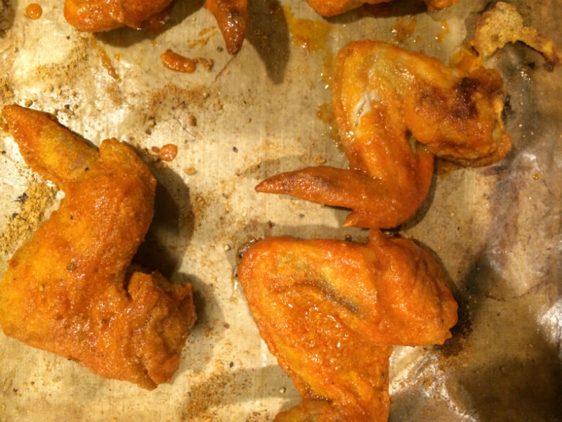 whole30 chicken wings