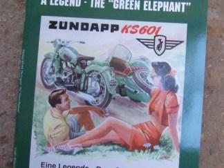 Zundapp 601 - The legend