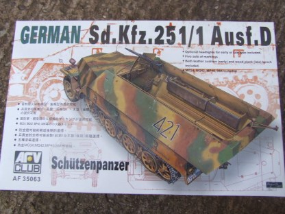German Sd.Kfz. 251/1