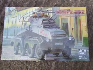German Sd.Kfz. 232 8 Rad