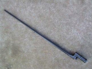 Russian Mosin Nagant socket bayonet