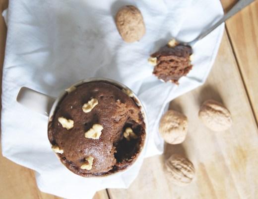 Recette Mug Brownie Sans Oeuf