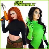 Kim Possible Cosplay: Makeup + Costume