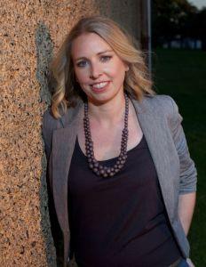 Guest blogger Hannah Richell