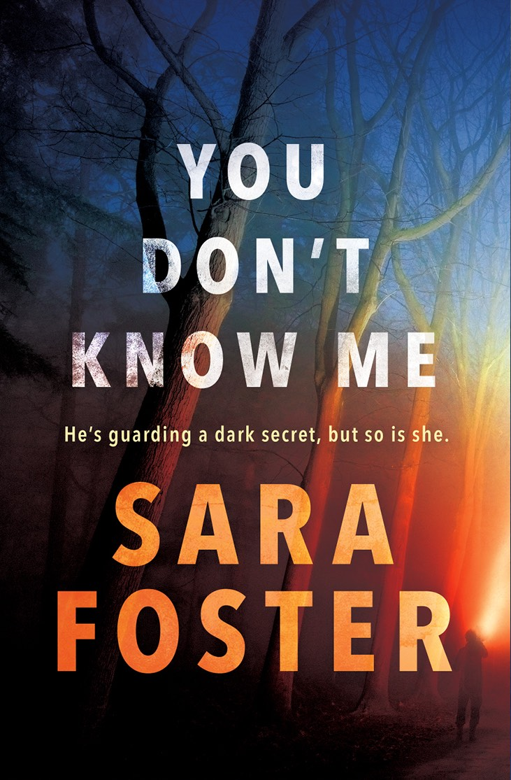 Cover - You Don't Know Me by Sara Foster