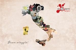 SOQQUADRO ITALIANO – NUMERO UNO LIVE (CD DELUXE)