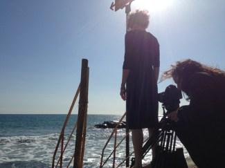 Cantico dei viaggiatori_video_making of SARA GARAGNANI