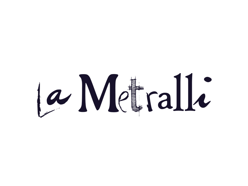 LA METRALLI-logo-SARA GARAGNANI
