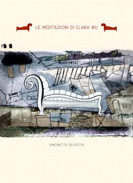 Le meditazioni di Clara Wu - book cover SARA GARAGNANI