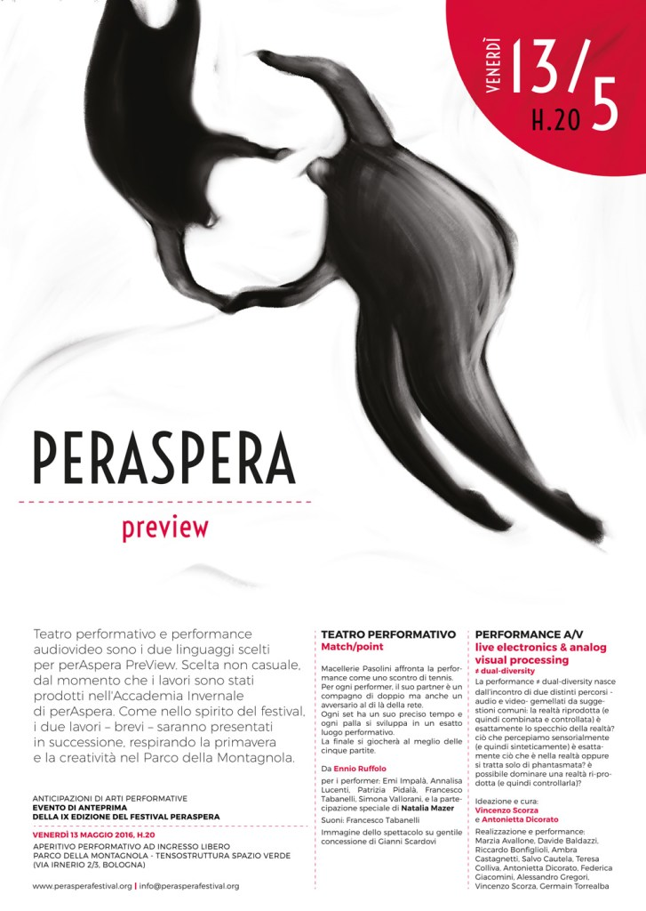Peraspera preview