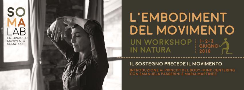 Workshop promotion digital card