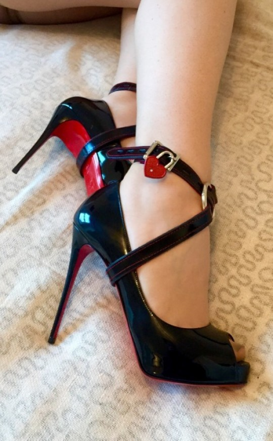 Closed High Heels