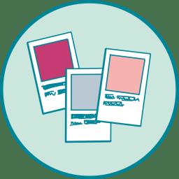 Farben Icon