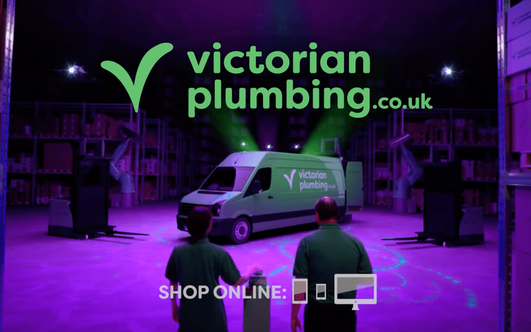 Victorian Plumbing launches Green Button TV ad
