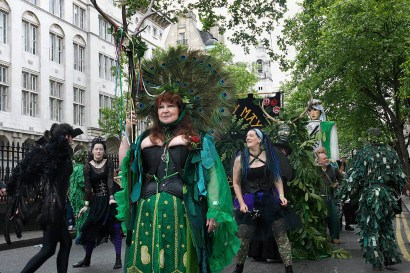 Pagan Pride, Beltane Bash, London