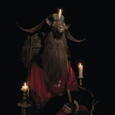Baphomet, Museum of Witchcraft and Magic, 2014