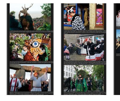 Mummers, Maypoles and Milkmaids, LIFE FORCE The Magazine of the Photo Essay, October Issue, 2017