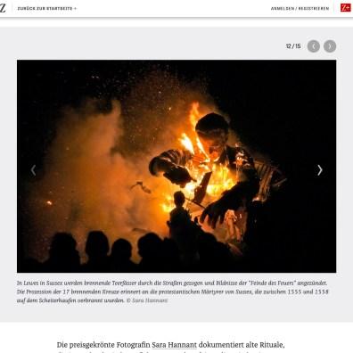 Rituale in England: Alte tradition, frisch belebt, Zeit 19.01.12 12/15