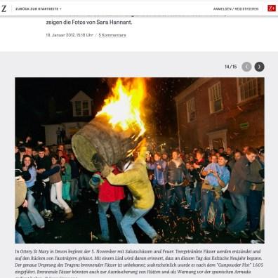Rituale in England: Alte tradition, frisch belebt, Zeit 19.01.12 14/15