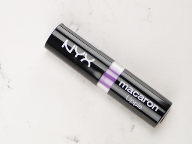 NYX Macaron Lippie - Violet